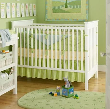 Inspiraciones para decorar la habitaci n de tu beb - La habitacion de mi bebe ...