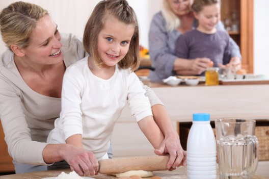 Mundo de Mamá | ¡Toddlers en la cocina!