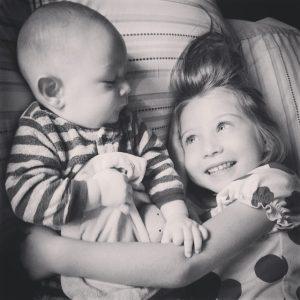 Tengo dos increíbles hijos vivos que me aman.