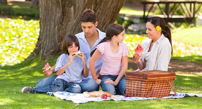 Protege a tu familia a diario en cualquier actividad que tengas en el exterior.