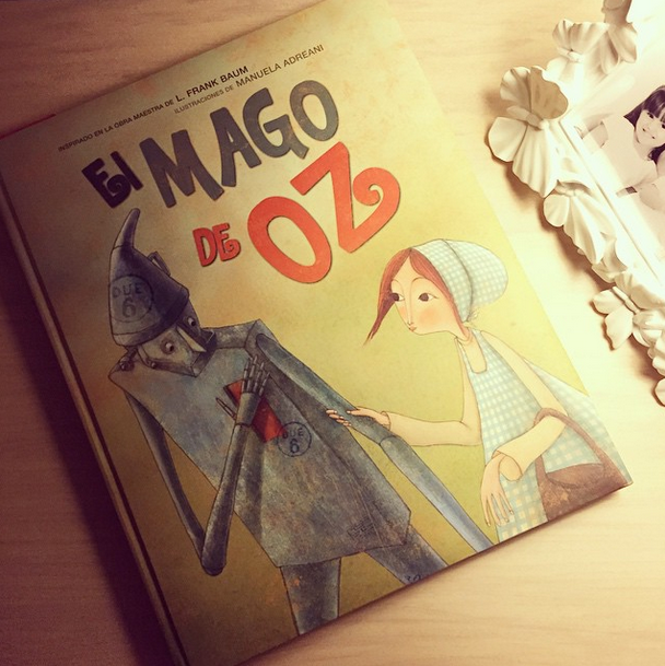 El Mago de Oz, un libro que relata y enseña acerca del autoestima.
