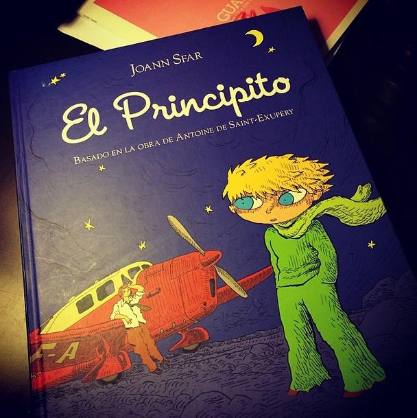El Principito, libro que fue escrito e inspirado en los paisajes de La Antigua Guatemala.