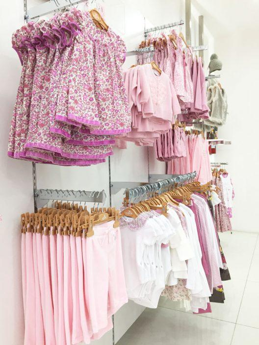 """Las colecciones en EPK están inspiradas en países, ésta es la colección Tokio inspirada en los """"Cherry blossoms""""."""