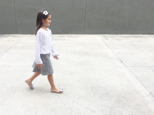 El outfit que eligió mi hija.