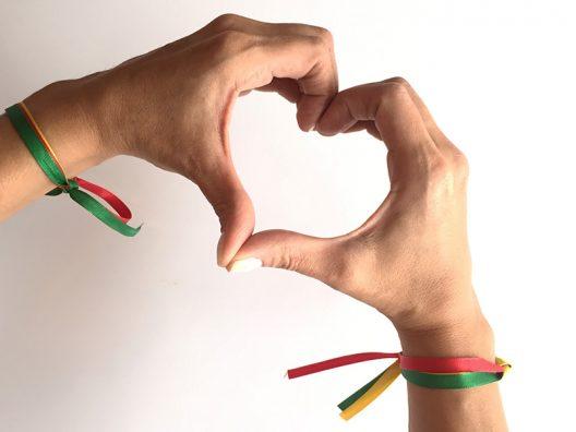 Enlázate por AMOR, ESPERANZA y por el Día Mundial del Síndrome Down