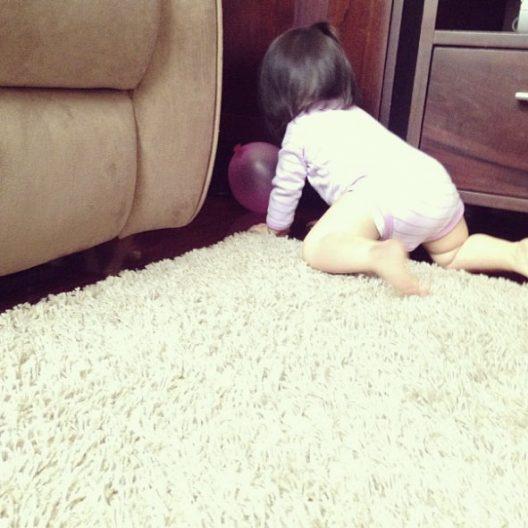 Si tu bebé está limpio y cómodo, podrá jugar tranquilo y feliz.