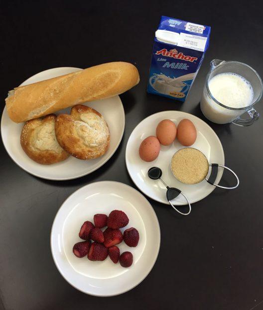 Los ingredientes son básicos y simples, pero el resultado es delicioso. Instagram @mundo_de_mama.