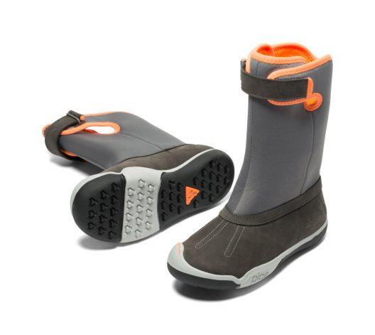 Elegí estas botas para ella, porque las queremos usar para la época de lluvia y frío.